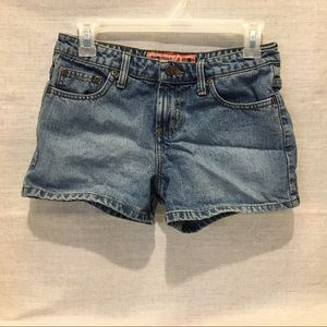 Mossissue by Mossimo Jean Shorts Size 3